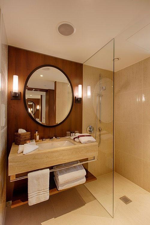 erste eindr cke vom ameron hotel speicherstadt. Black Bedroom Furniture Sets. Home Design Ideas