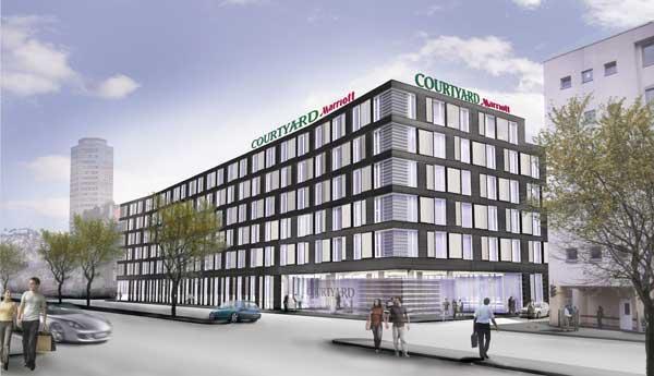 Marriott Courtyard Köln