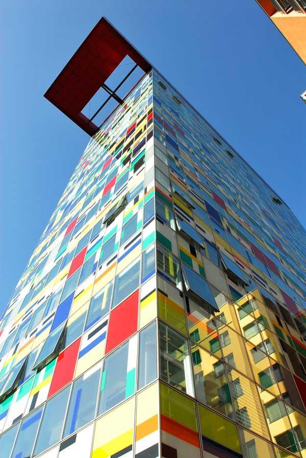 Hotel INNSIDE Düsseldorf Hafen hat eröffnet und setzt neue ...