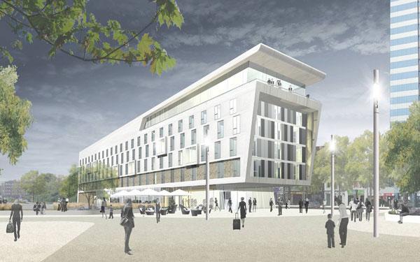 Intercityhotel duisburg mercatorstra e er ffnet for Weiterbildung innendesign