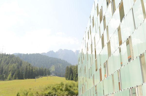 Designhotel mctirol in biberwier ffnet im dezember seine for Designhotel salzburg