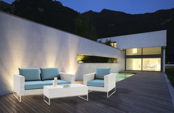 wetterfeste gartenm bel von plectamo h lsewig gmbh. Black Bedroom Furniture Sets. Home Design Ideas