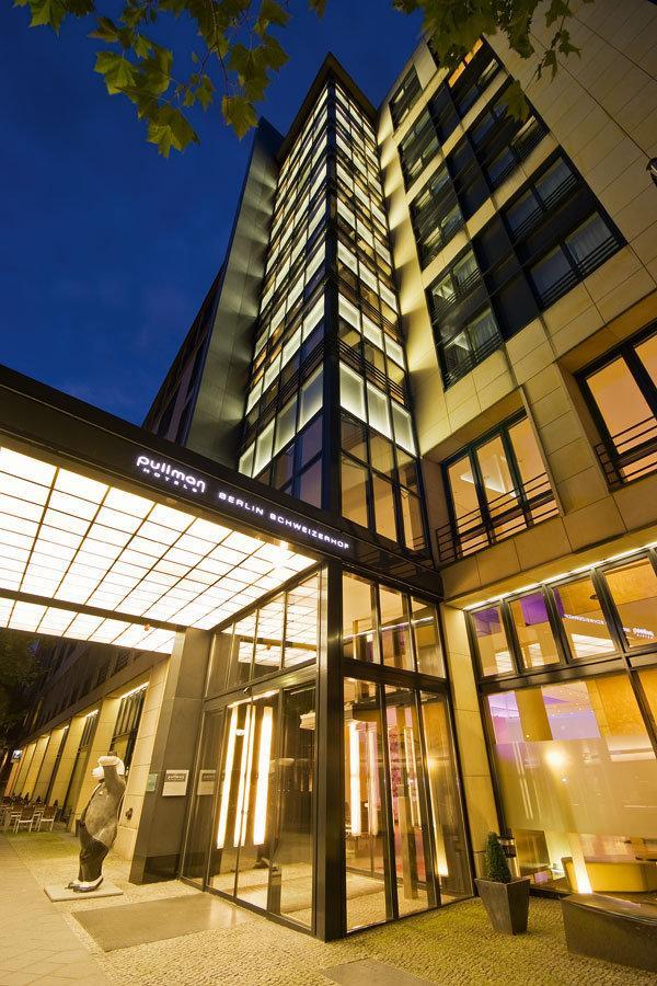 Hotel Pullman Berlin Schweizerhof Budapester Str  Berlin