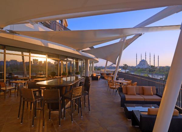 Neues Sheraton Hotel In Adana T 252 Rkei Hotelier De