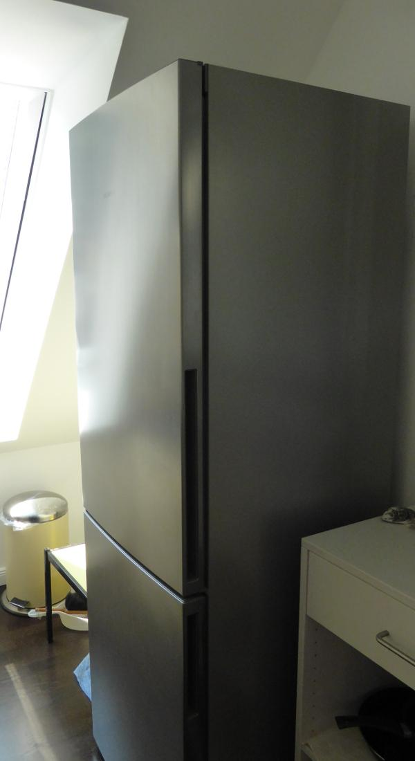 Kühlschrank Test: Siemens Kühl-Gefrier-Kombination KG36VVL30 ...