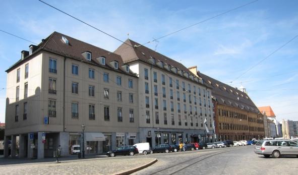 Innenarchitektur Augsburg markus diedenhofen innenarchitektur gestaltet steigenberger drei