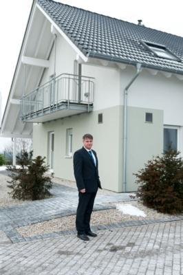 Undercover Boss Thomas Sapper alias Bernd Segler von der Firma DFH ...
