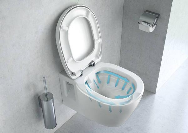 ist die toilette ohne sp hlrand die hygiene der zukunft. Black Bedroom Furniture Sets. Home Design Ideas