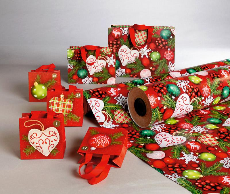 geschenke sch n verpacken zu weihnachten. Black Bedroom Furniture Sets. Home Design Ideas