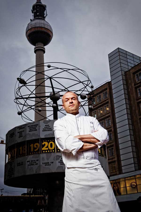 Eyck Zimmer neuer Küchendirektor im andel\'s Hotel Berlin | hotelier.de