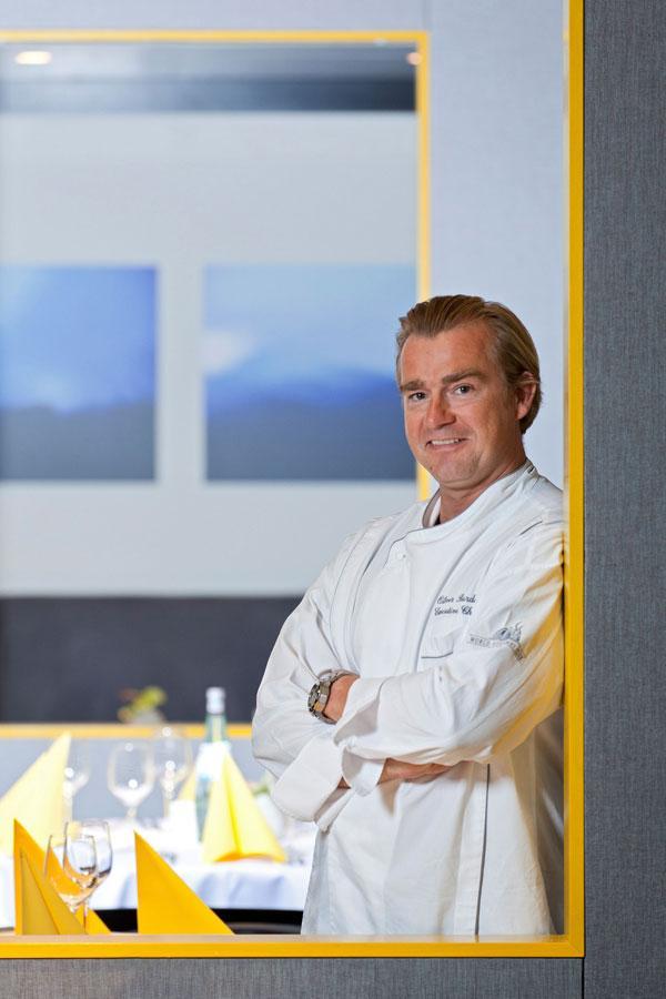 Oliver Barda ist Küchendirektor im andel\'s Hotel Berlin | hotelier.de