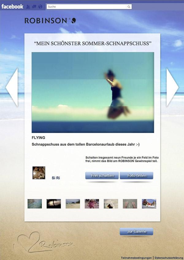 mit robinson app auf facebook eine malediven traumreise f r zwei personen in den robinson club. Black Bedroom Furniture Sets. Home Design Ideas