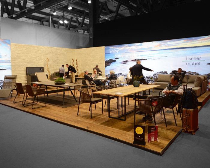 fischer m bel auf der salone del mobile milano 2016. Black Bedroom Furniture Sets. Home Design Ideas