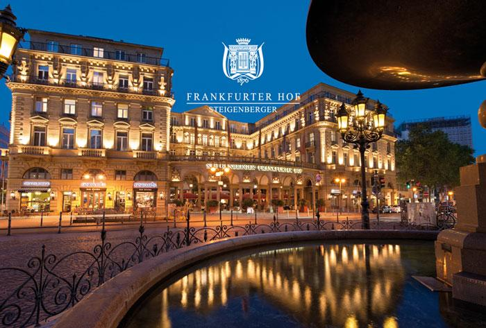 Hotel Steigenberger Frankfurter Hof Restaurant