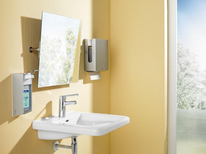 hansa garantiert umfassende trinkwasser unbedenklichkeit. Black Bedroom Furniture Sets. Home Design Ideas