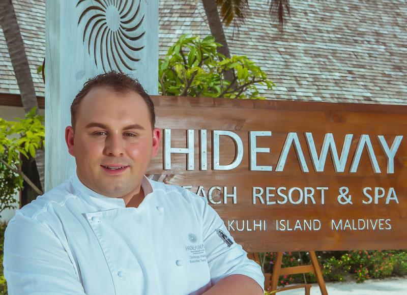 Deutscher Küchendirektor im Traumhotel auf den Malediven | hotelier.de