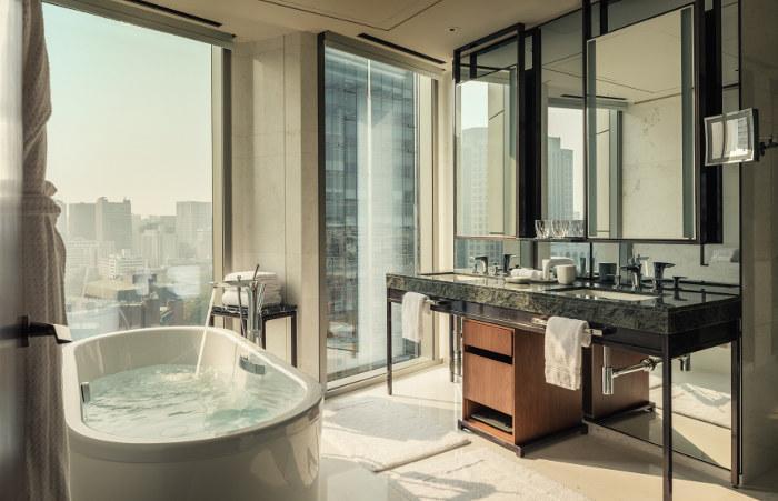 Kaldewei Badewannen Centro Duo Oval im Four Seasons Seoul | hotelier.de