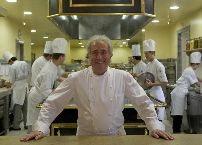 Abnehmen mit 3 sternekoch michel gu rard - Michel guerard cuisine minceur ...