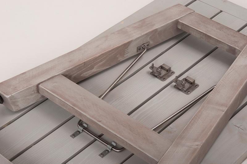 klappbare outdoor m bel von schnieder. Black Bedroom Furniture Sets. Home Design Ideas
