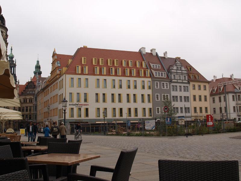 Swissôtel Dresden Am Schloss Wird Hyperion Hotel Der H Hotels Gruppe
