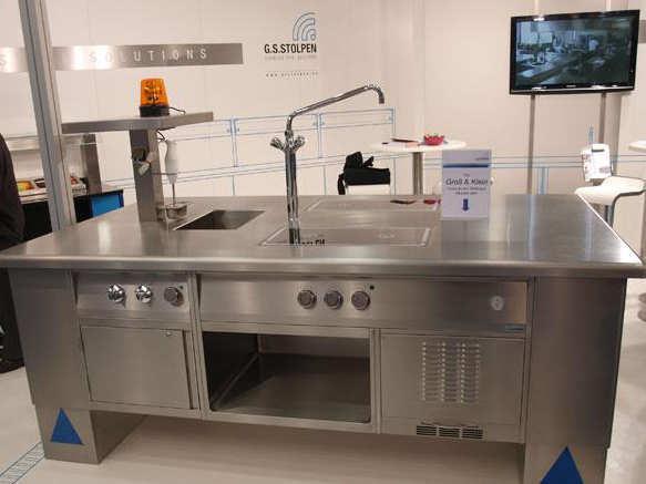 Fußboden In Großküchen ~ Infos zur großküchenplanung anwendung der vorschriften hotelier