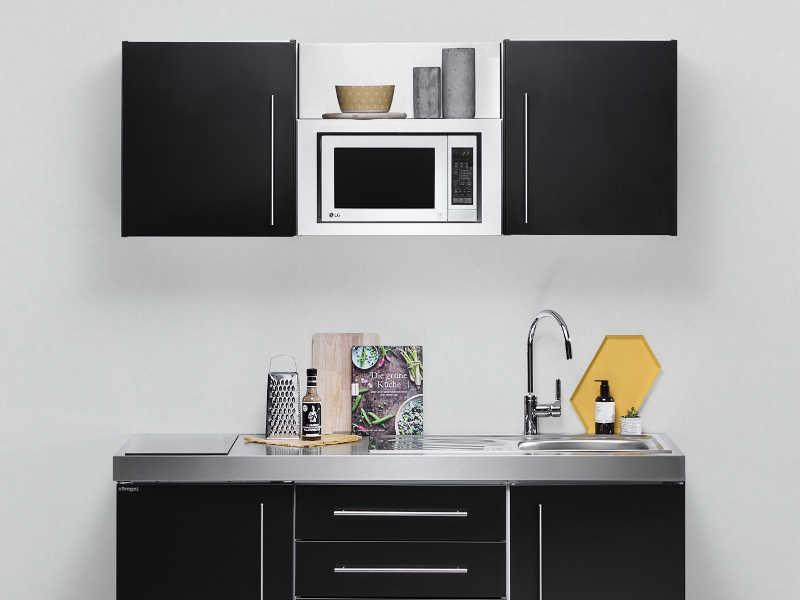 Planen Sie Ihre Metall Miniküche mit HIRO-OBJEKT! | hotelier.de