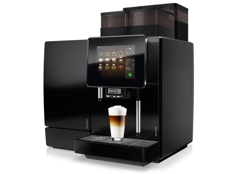 Franke Kaffeevollautomat A400 - jetzt gilt Premium überall ...