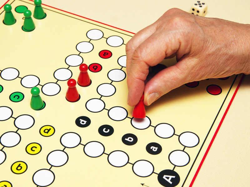 Beliebte Gesellschaftsspiele