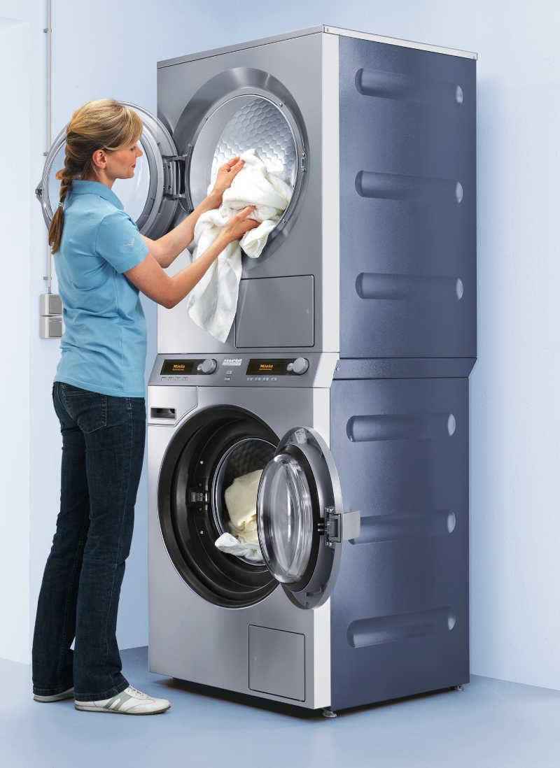 Bevorzugt Miele Waschmaschine Fassungsvermögen auf 9 kg erhöht | hotelier.de WJ95