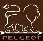 Große Pfeffermühlen, welche aus Acryl und Antique — neue Mühlen von Peugeot