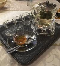Ein schönes Tee-Service für den perfekten Teegenuss, Bild Hotelier.de