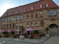 Das historische Rathaus im Herzen von Bad Kissingen / Bildquelle: Beide Hotelier.de