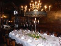 Festliche Gastlichkeit und Savoir Vivre im Salle Nollet des Hotel Mercure Hannover City