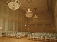 Konferenzsaal Grand Hotel Heiligendamm; Bildquelle S. Brenning Hotelier.de