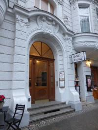 In Deutschland beliebt: Logieren in kleinen Hotels mit dem gewissen Etwas direkt in der City wie hier in Berlin