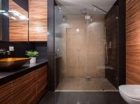 Luxus im Bad eines Penthouse