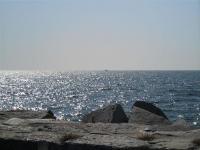 Nachmittagsstimmung an der Ostsee bei Sassnitz