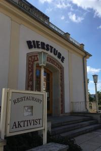 Das Restaurant Aktivist in der Belegenheit Bierstube in Eisenhüttenstadt; Bildquelle Hotelier.de