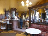 Das berühmte Cafe Sperl in Wien; Bildquelle Wolfgang Ahrens