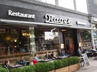 Berühmt-beliebte Gaststätte in Hamburg gegenüber vom Hauptbahnhof: Das Nagel's; Bild Sascha Brenning/Hotelier.de
