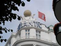 Eines der ganz berühmten: Grand Hotel Atlantic Kempinski Hamburg / Bildquelle: Sascha Brenning - Hotelier.de
