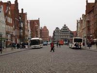 Am Sande in der Altstadt von Lüneburg / Foto © Sascha Brenning - Hotelier.de