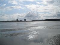 Ein Teil von Deutschland's Norden: Das Watt der Nordsee mit Blick auf Sahlenburg bei Cuxhaven / Fotos: © Sascha Brenning - Hotelier.de