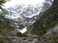 Alpen pur: Die gewaltige Watzmann-Ostwand nahe Berchtesgaden / Beide Fotos © Sascha Brenning - Hotelier.de