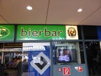 Die Bierbar Small Talk im Hamburger Hauptbahnhof