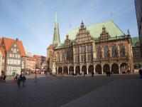 Das Rathaus zählt zu den historischen Glanzlichtern Bremens / Bildquelle: Beide Sascha Brenning - Hotelier.de