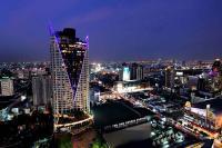 Das Centara Grand & Bangkok Convention Centre at CentralWorld; Bildquelle Centara via akb-consulting.com