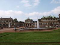 Blick auf die Sempergalerie / Bildquelle: Beide Sascha Brenning - Hotelier.de