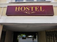 Logo von einem Hostel in Witebsk (Weißrussland, Belarus); Kosten 8,00 € pro Bett/Nacht
