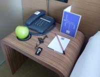 Ein kleines Accessoire wie ein Untersetzer für einen Apfel sind im Hotel die Präsentation Ihrer Aufmerksamkeit für den Gast